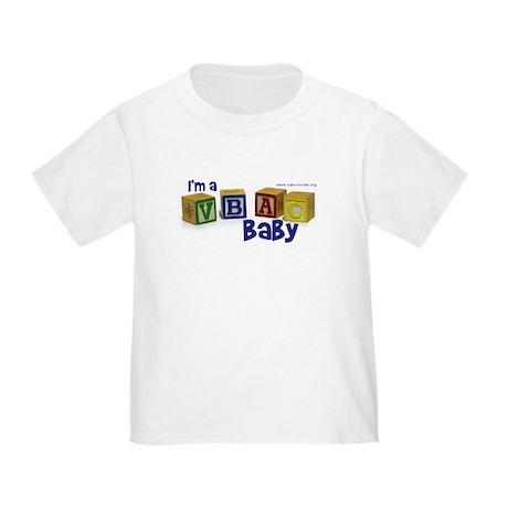 """""""Baby Blocks"""" Toddler T-Shirt"""