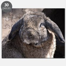 Lop Eared Rabbit Puzzle