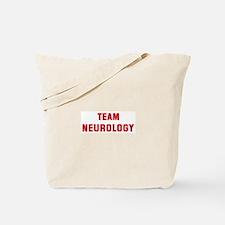 Team NEUROLOGY Tote Bag