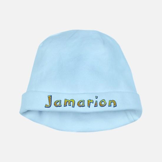 Jamarion Giraffe baby hat