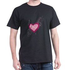 Romeo and Juliette Heart T-Shirt