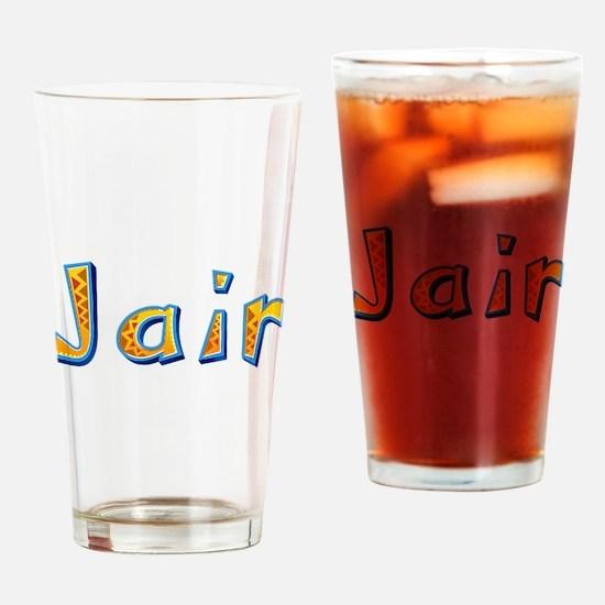 Jair Giraffe Drinking Glass