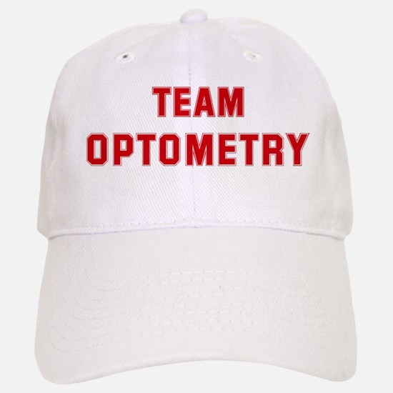 Team OPTOMETRY Baseball Baseball Cap