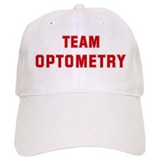 Team OPTOMETRY Baseball Cap