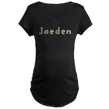 Jaeden Giraffe Maternity T-Shirt