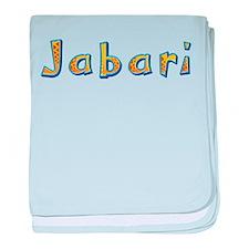 Jabari Giraffe baby blanket