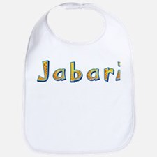 Jabari Giraffe Bib
