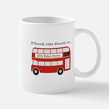 Take to 221b Mugs