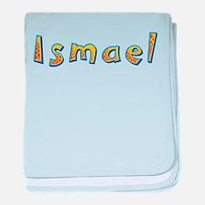 Ismael Giraffe baby blanket
