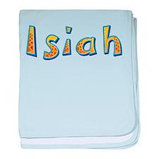 Isiah Giraffe baby blanket