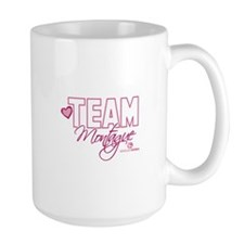 Team Montague-Cursive Mugs