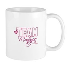 Team Montague-Cursive Mugs
