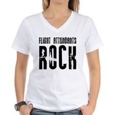 Flight Attendants Rock Shirt