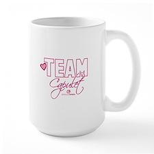 Team Capulet- cursive Mugs