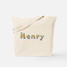 Henry Giraffe Tote Bag