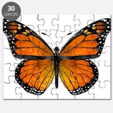 Monarch Butterfly Puzzle