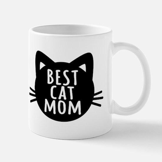 Best Cat Mom Mugs