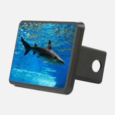 Black Tipped Shark Hitch Cover
