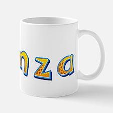 Hamza Giraffe Mugs