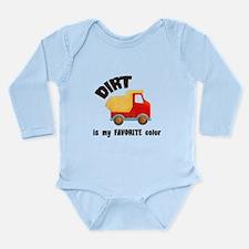 Dirt is my Favorite Color Body Suit