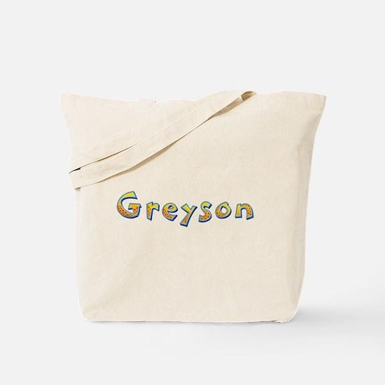 Greyson Giraffe Tote Bag