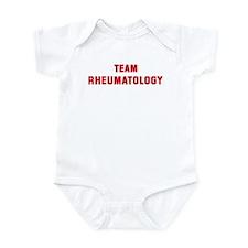 Team RHEUMATOLOGY Infant Bodysuit