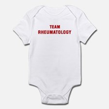 Team RHEUMATOLOGY Infant Bodysuit