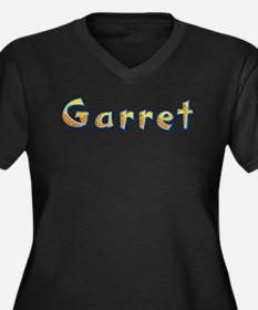 Garret Giraffe Plus Size T-Shirt