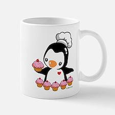 Cute Penguin Mug Mugs