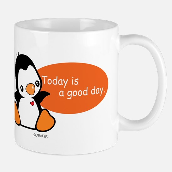 Cute Penguin Mug