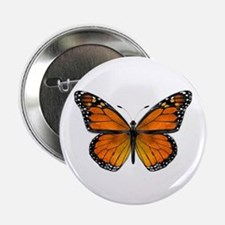 """Monarch Butterfly 2.25&Quot 2.25"""" Button (10 Pack)"""