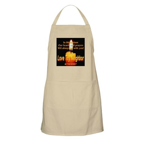 Love Thy Neighbor 4/16/2007 I BBQ Apron