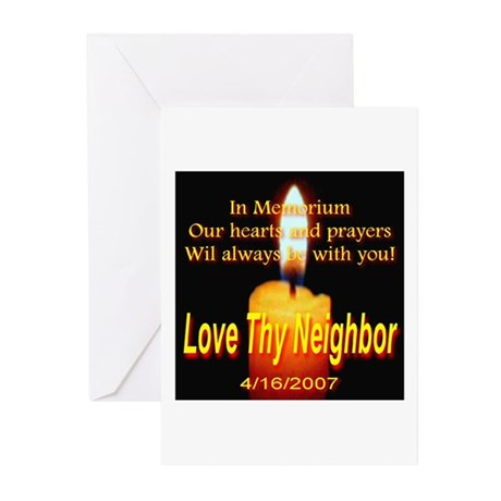 Love Thy Neighbor 4/16/2007 I Greeting Cards (Pack