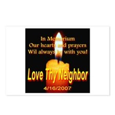 Love Thy Neighbor 4/16/2007 I Postcards (Package o