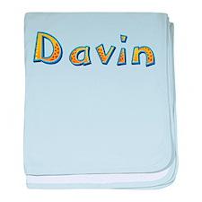Davin Giraffe baby blanket