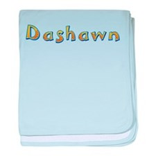 Dashawn Giraffe baby blanket