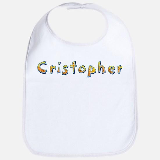 Cristopher Giraffe Bib