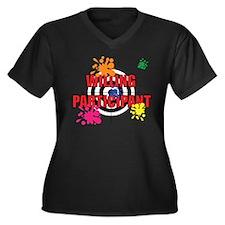 Willing Participant Plus Size T-Shirt