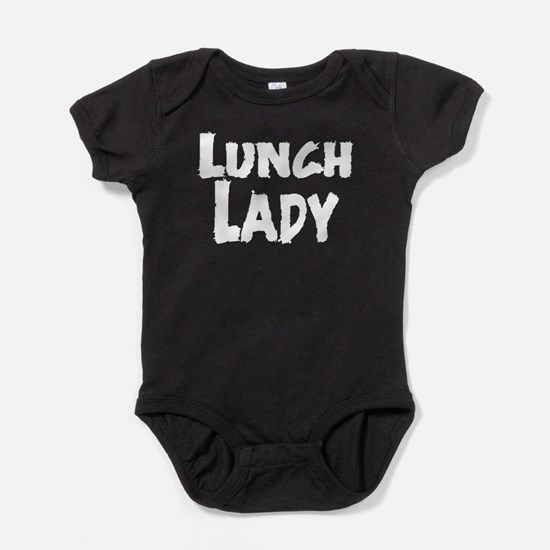 lunch_lady_01.png Baby Bodysuit