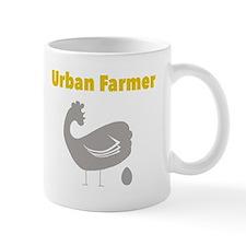 Cute Suburban farmer Mug