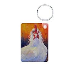 Freekin Chicken Keychains