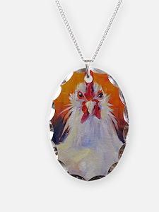 Freekin Chicken Necklace