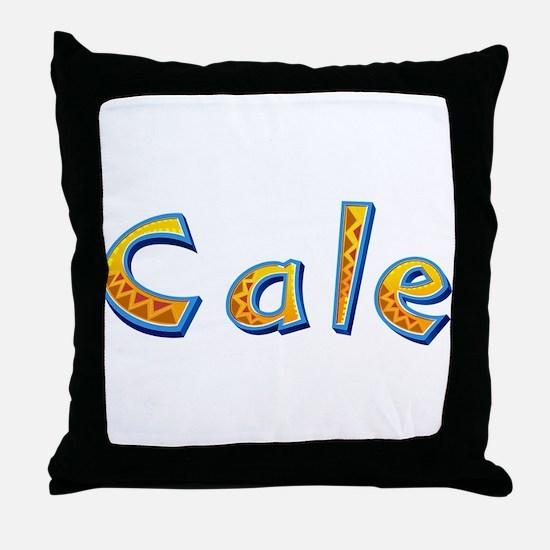 Cale Giraffe Throw Pillow