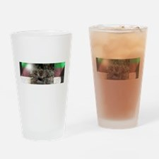 Funny cubs Drinking Glass