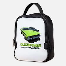 Classic Cudas (4000x 4000).png Neoprene Lunch Bag