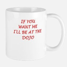 dojo Mugs