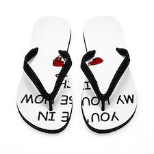martial arts Flip Flops