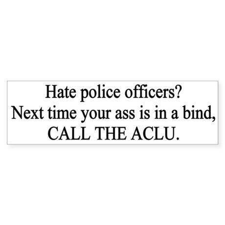 Call the ACLU