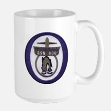 USS TINOSA Mugs