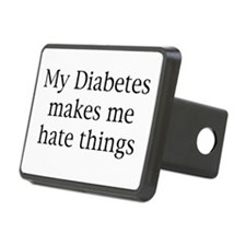 My diabetes makes me hate Hitch Cover